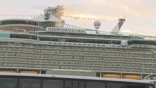 Royal Caribbean cruise ship returns to Florida after more than 200 fall ill