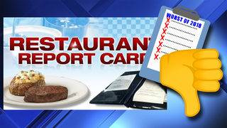 South Florida restaurant tops state list of most violations in 2018