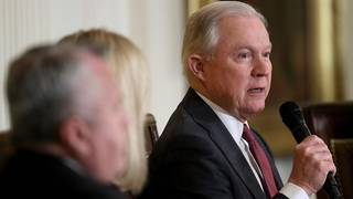 WaPo: Sessions said he'd consider resigning if Trump fired Rosenstein
