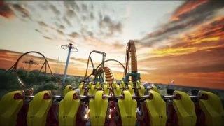Canada's Wonderland announces record-setting roller coaster