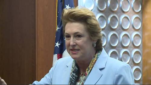 Kim Ogg talks about HPD raid, shooting that injured 5 officers