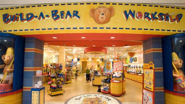 Working At Build A Bear Workshop