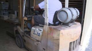 Nonprofit says they were cheated by company that sold them faulty forklift