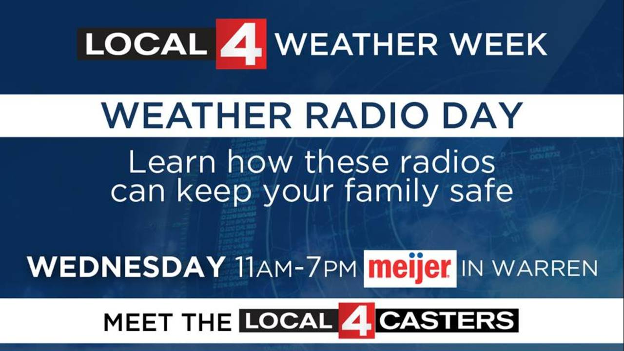 Local 4 Weather radio day Wednesday_1463512645318.jpg