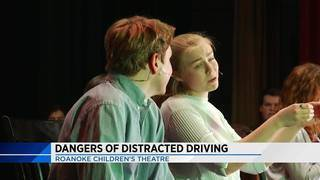 Teens using stage play to start conversation about distracted driving