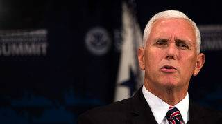 Pence outlines plan for new Space Force by 2020