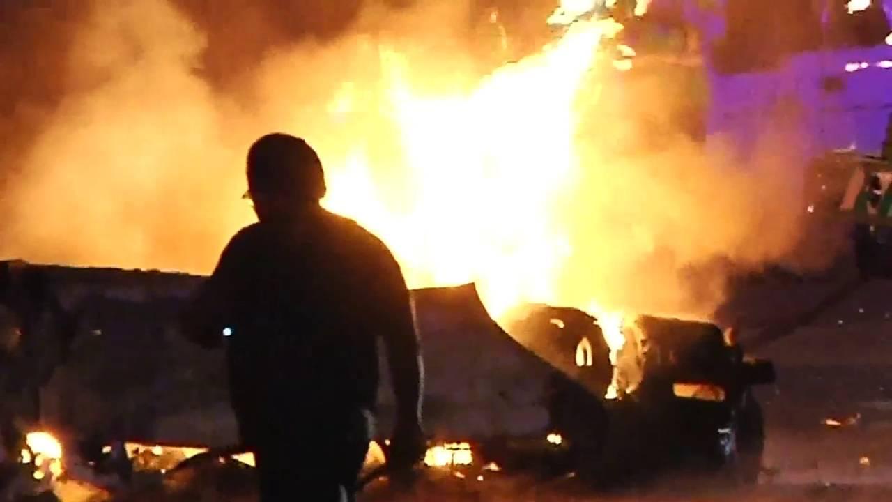 fiery I95 crash June 14