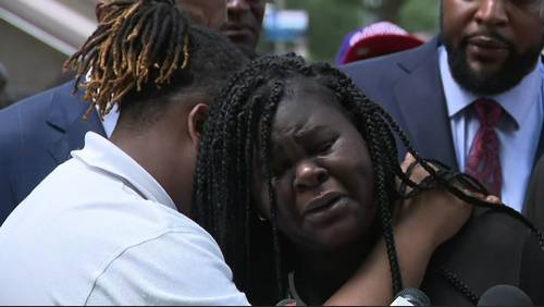 'She's not a monster': Family of woman killed by Baytown officer speaks