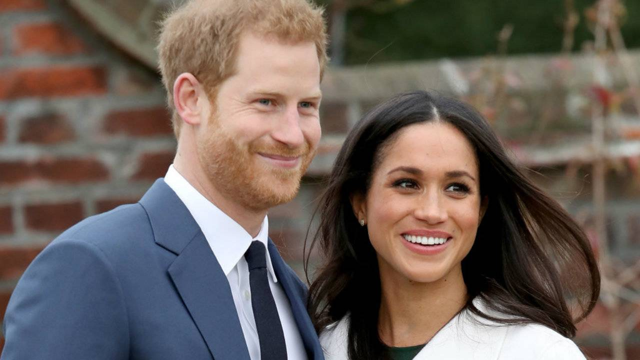 Prince Harry and Meghan Markle, Getty Images
