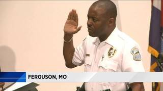 Delrish Moss resigns as police chief in Ferguson