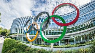 The Olympics' new Swiss HQ eco-friendly, symbolic