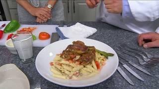 Daytime Kitchen: Soft Shell Crab Alaforno