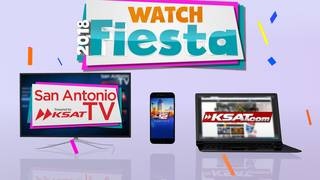 KSAT's Fiesta coverage schedule, how to watch pre-empted ABC programming