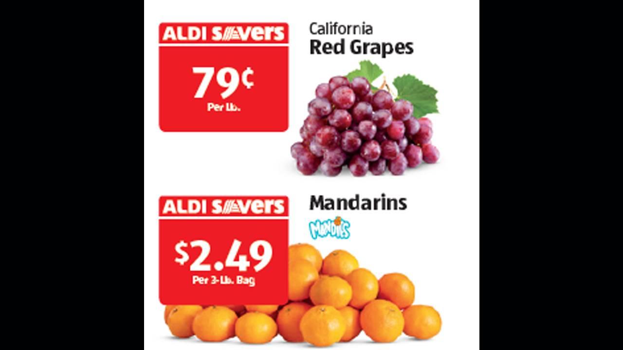 Aldi fruit