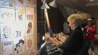 Local woman brings talent, artwork, heart to rodeo for more than 2 decades