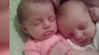 Florida couple adopts 18-month-old twins from parents struggling with&hellip&#x3b;
