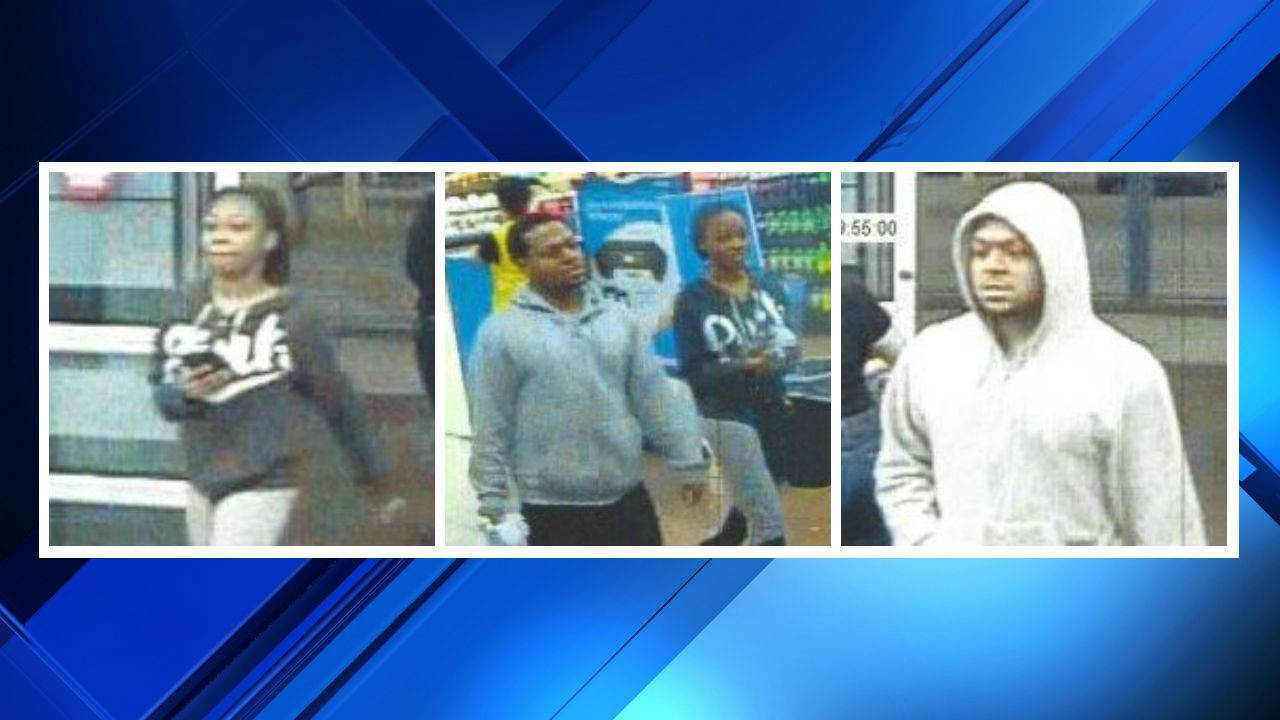 Do you recognize pair accused of credit card theft in Harris