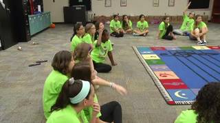 Local nonprofit teaches young girls leadership skills