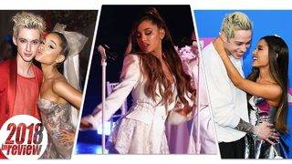 Ariana Grande&#039&#x3b;s Roller Coaster 2018: From a Whirlwind Romance to&hellip&#x3b;