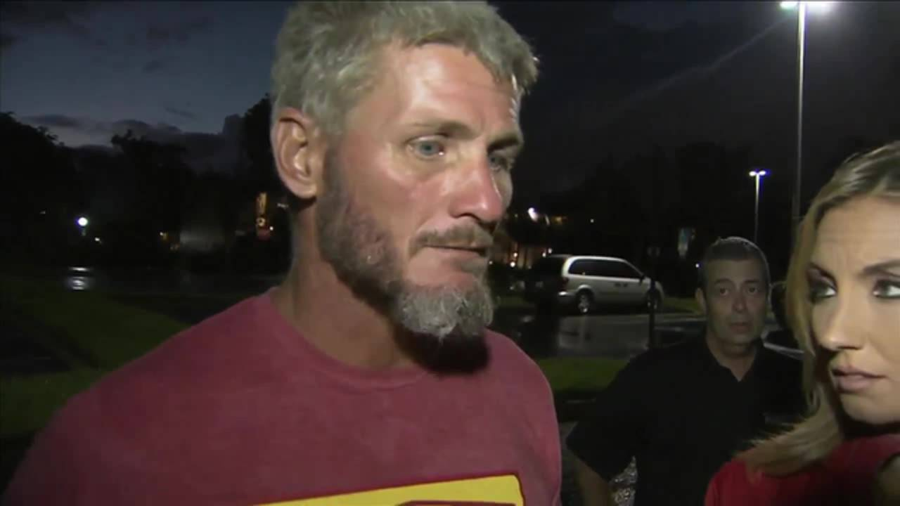 Travis Wilson, homeless Navy veteran who helped driver after crash