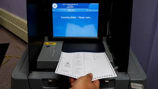 Election officials' concerns turn to information warfare