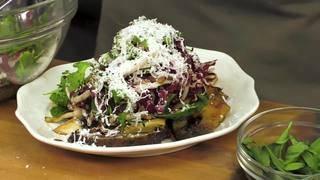 SoFlo Taste: Mushroom Salad