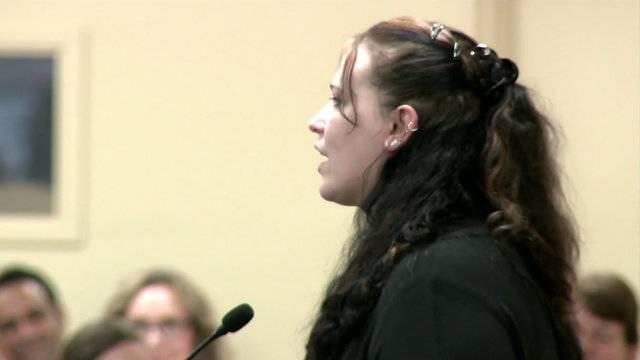 Human trafficking survivor shares story