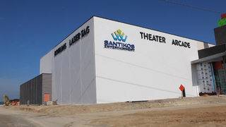 More than movies. Go inside Santikos Entertainment's massive Cibolo theater