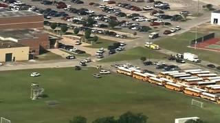 Shooting at Santa Fe High School in Texas: 8-10 people killed