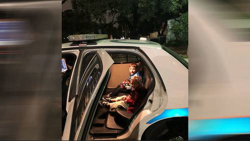 HPD officer goes above, beyond for wedding party after car break-ins during their rehearsal