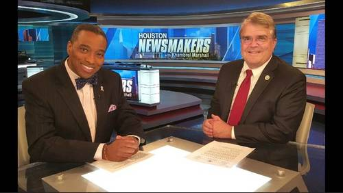 Houston Newsmakers for Aug. 19: Rep. John Culberson, HISD Interim Superintendent