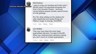 Social media reaction to Onalaska ISD superintendent's comment