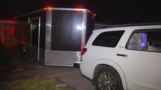 Stolen trailer full of toys recovered in Sunrise