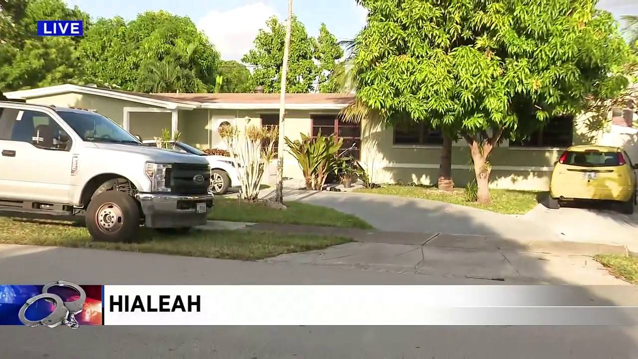 Victims Hialeah home