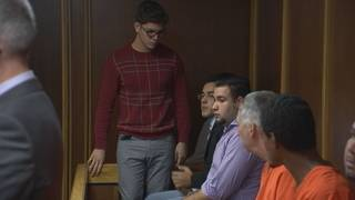 Suspects charged with hate crime in beating of gay couple taken into custody