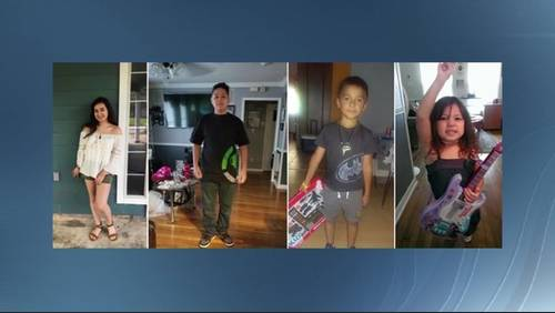 Man remembers 6 family members lost in Harvey floodwaters, including 4 children
