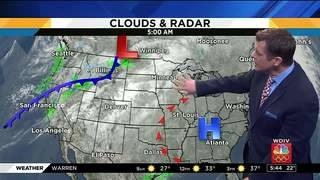 Metro Detroit weather: 40s ahead for your weekend