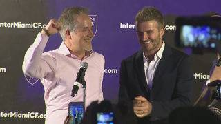 Beckham, partners move closer to MLS stadium after Miami voters approve&hellip&#x3b;