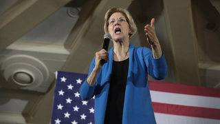 Who is Elizabeth Warren, Democratic candidate for president?