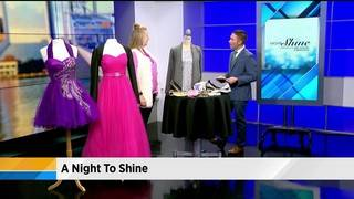 Help Hope's Closet style Tim Tebow's Night to Shine guests
