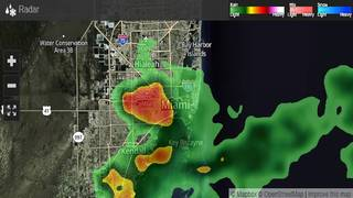 Significant weather advisories issued in Miami-Dade County