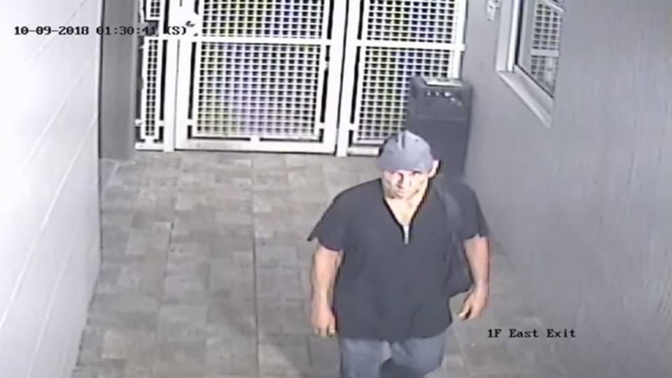 Miami vehicle robber