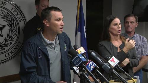 Fort Bend Co. officials watching river levels after heavy rain