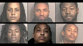 6 people charged in drug bust that left 2 dead