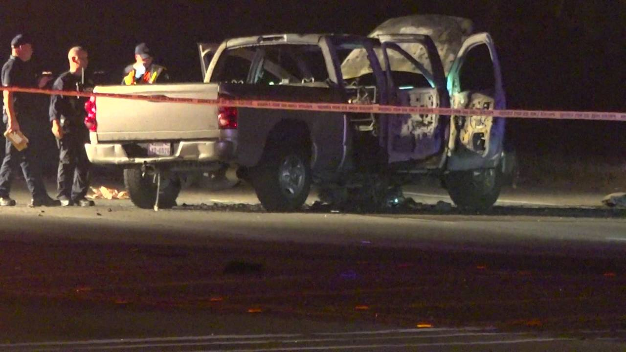 Road rage fireworks incident on West Mount Houston Road 7-4-19