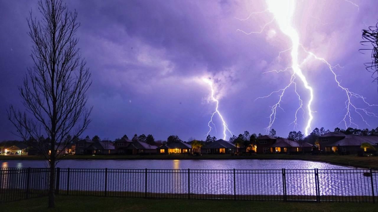 Lightning at WGV 1-22-17