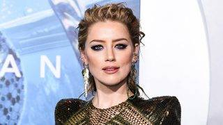 Amber Heard Throws Her Name in the Running to Be the Next James Bond (Exclusive)