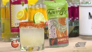 Colorful cocktails with Twang