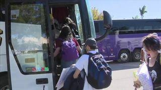 Stoneman Douglas students, families head to DC to 'March for Our Lives'