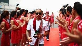 Lewis Hamilton clarifies India 'poor place' comments